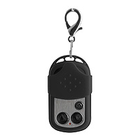 10 Speed Remote Control Egg - BLACK