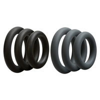 Doc Johnson Optimale 3 C-Ring Set Thick