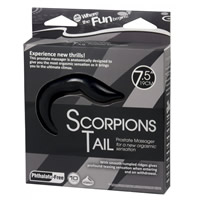 Scorpions Tail 10 Speed Prostate Massager