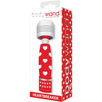 Heartbreaker Mini Body Wand (5 Speeds)