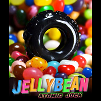 Oxballs Jelly Bean Cock Ring Black