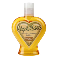 Liquid Love Warming Massage Lotion Passion Fruit