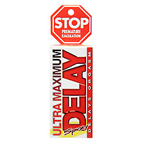 STOP! Ultra Maximum delay spray