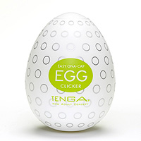 TENGA Egg Masturbator The Clicker