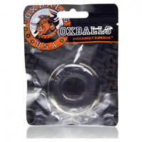 Oxballs Donut 2 Fatty Cock Ring Clear