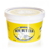 Boy Butter Original Tub Transparent 16oz