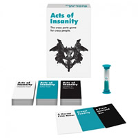 Acts of Insanity Card Game For Crazy People