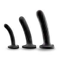 Temptasia Twist Dildos Heart Base Kit