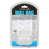 Perfect Fit Bull Bag Ball Stretcher Clear