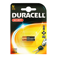 Duracell N Size Battery