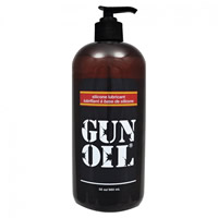 Gun Oil Silicone 960ml