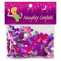 Games Naughty Penis Confetti