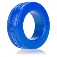 Oxballs Silicone Pig Ring Blue