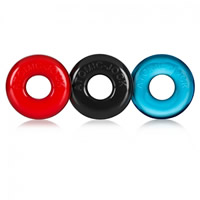 Oxballs Ringer 3 pack Multi Colour