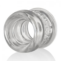 Oxballs Squeeze Blubberry Ball Stretcher Clear