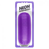 Neon EZ Grip Stroker Reversible Purple